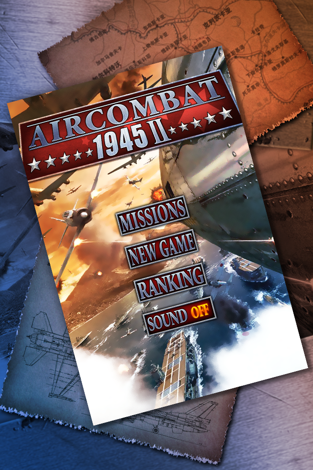 Screenshot 1945-Air Combat II