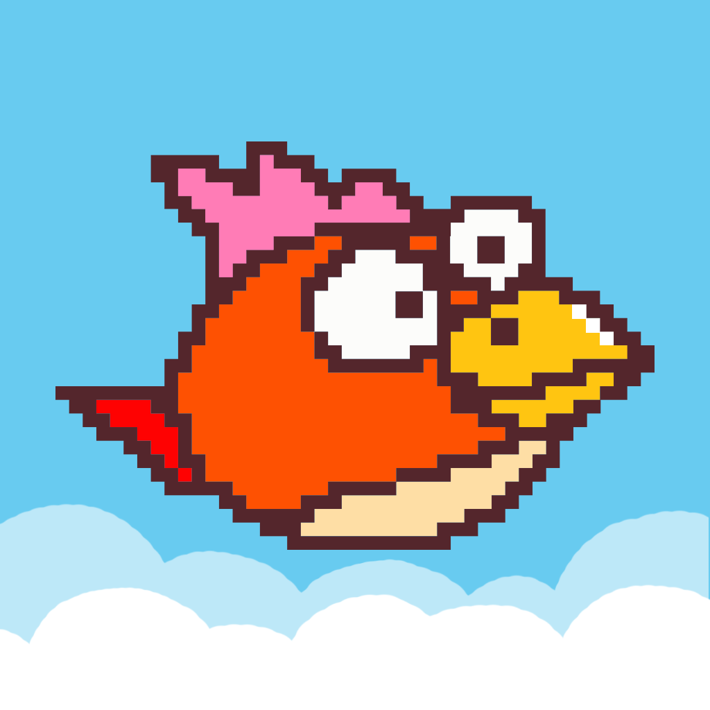 Agile Bird -Tap Fly Adventure